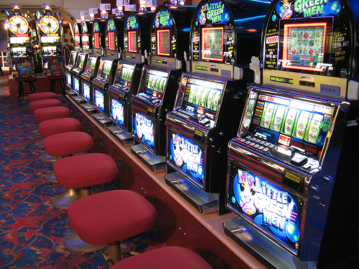 New slot machines at winstar